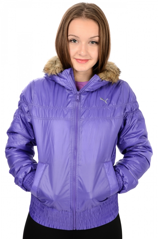 Geaca PUMA pentru femei Geaca PUMA pentru femei WOMENS ACTIVE PADDED HD JKT